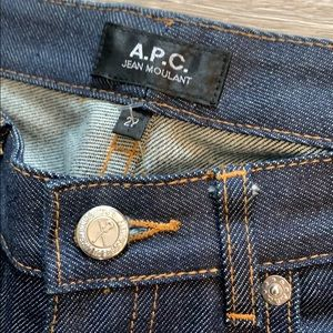 A.P.C jeans Brand new without tag. Size 27